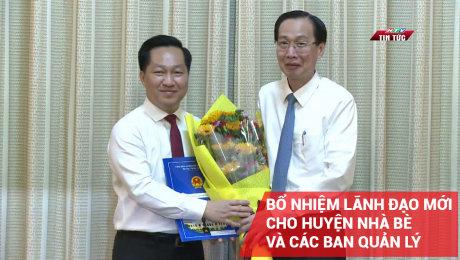 Xem Clip Bổ Nhiệm Lãnh Đạo Mới Cho Huyện Nhà Bè Và Các Ban Quản Lý HD Online.