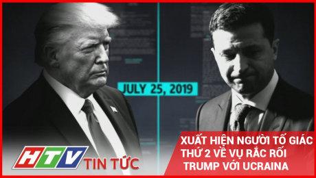 Xem Clip Xuất Hiện Người Tố Giác Thứ 2 Về Vụ Rắc Rối Trump Với Ucraina HD Online.