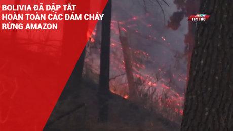 Xem Clip Bolivia Đã Dập Tắt Hoàn Toàn Các Đám Cháy Rừng Amazon HD Online.