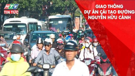 Xem Clip Giảm Tải Kẹt Xe Giờ Cao Điểm Khu Vực Dự Án Cải Tạo Đường Nguyễn Hữu Cảnh HD Online.