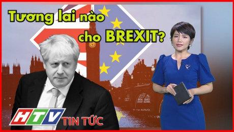 Anh Và Eu Đạt Thỏa Thuận Brexit