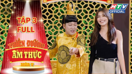Xem Show TV SHOW Thiên Đường Ẩm Thực - Mùa 5 Tập 03 : Sĩ Thanh, Quỳnh Châu, Minh Xù xuýt xoa với siêu phẩm cà tím HD Online.