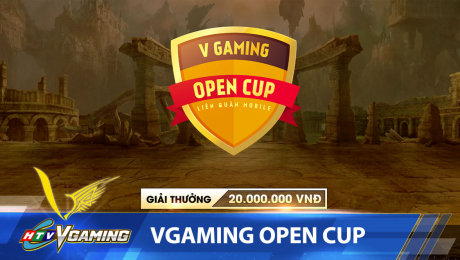 Xem Show HTVC GAMING HTVC VGaming Open Cup HD Online.