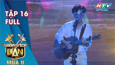 Xem Show TV SHOW Giọng Ca Bí Ẩn Mùa 2 Tập 16 : Vũ Hà muốn mời Park Jung Min về một nhà HD Online.