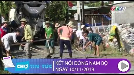 Kết Nối Đông Nam Bộ 10/11/2019