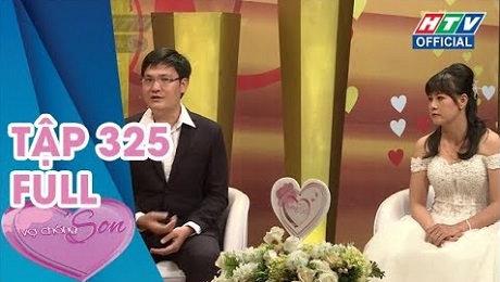 Xem Show TV SHOW Vợ Chồng Son Tập 325 : Chồng yêu thương gọi vợ là nữ hoàng hoang mang HD Online.