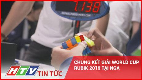 Chung Kết Giải World Cup Rubik 2019 Tại Nga