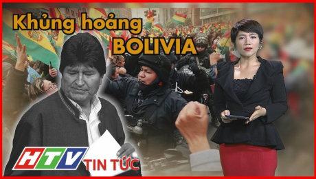 Khủng Hoảng Bolivia