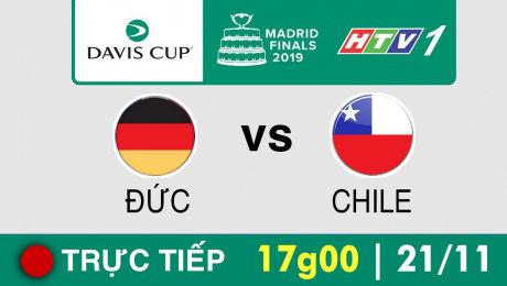 Xem Trực tiếp :  Davis Cup 2019 -  ĐỨC vs CHILE Online.