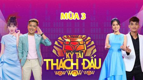 Xem Show TV SHOW Kỳ Tài Thách Đấu - Mùa 3 HD Online.