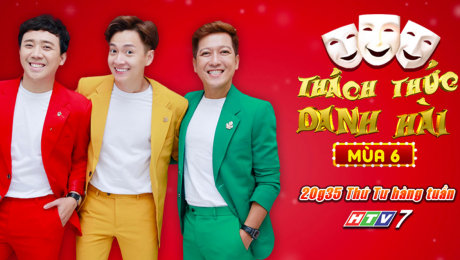 Xem Show TV SHOW Thách Thức Danh Hài 2019 HD Online.