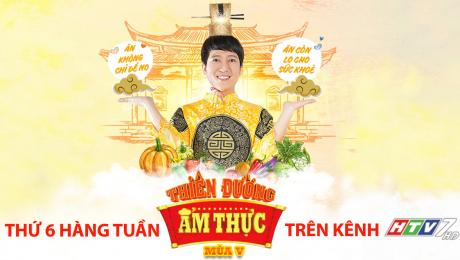 Xem Show TV SHOW Thiên Đường Ẩm Thực - Mùa 5 HD Online.