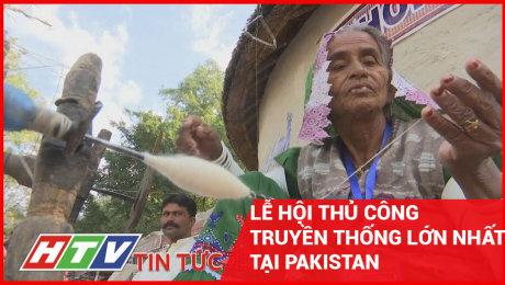 Xem Clip Lễ Hội Thủ Công Truyền Thống Lớn Nhất Tại Pakistan HD Online.