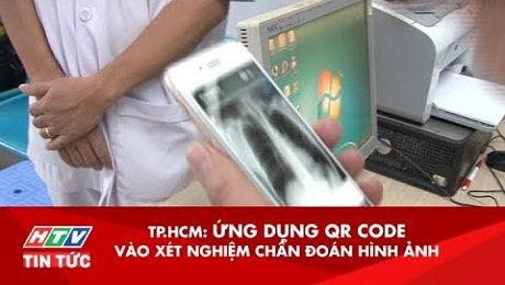 Xem Clip TP.HCM : Ứng Dụng QR Code Vào Xét Nghiệm Chẩn Đoán Hình Ảnh HD Online.