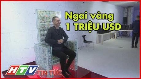 Xem Clip Chiếc Ngai Làm Từ 1 Triệu Đôla Mỹ HD Online.