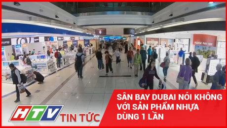 Sân Bay Dubai Nói Không Với Sản Phẩm Nhựa Dùng 1 Lần