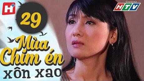Xem Phim Tình Cảm - Gia Đình Mùa Chim Én Xôn Xao Tập 29 HD Online.
