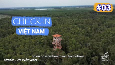 Xem Show TV SHOW Việt Nam - Điểm đến hôm nay Tập 03 : Làng Nổi Tân Lập - Sự Độc Đáo Của Rừng Tràm Ngập Nước HD Online.