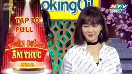 Xem Show TV SHOW Thiên Đường Ẩm Thực - Mùa 5 Tập 10 : Đinh Hương lăn xả vì món ngon HD Online.