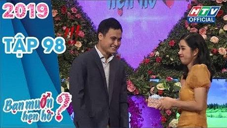Xem Show TV SHOW Bạn Muốn Hẹn Hò Tập 98 : Phút thử lòng- Phản ứng khi nghe bạn gái sún răng HD Online.
