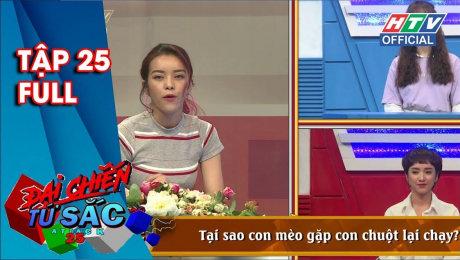 Xem Show TV SHOW Đại Chiến Tứ Sắc Tập 25 : Gia Linh có chồng T-Up hậu thuẫn nên khinh thường chị em HD Online.
