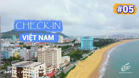 Xem Show TV SHOW Việt Nam - Điểm đến hôm nay Tập 05 : Du lịch biển Quy Nhơn HD Online.
