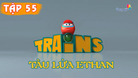 Xem Phim Hoạt Hình - Thiếu Nhi Phim hoạt hình : Tàu Lửa Ethan Tập 55 : Đôi giày dành cho những nhà vô địch HD Online.