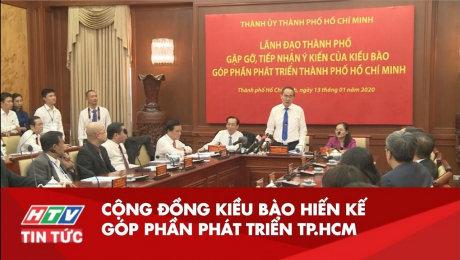 Xem Clip Cộng Đồng Kiều Bào Hiến Kế Góp Phần Phát Triển Tp.Hcm HD Online.