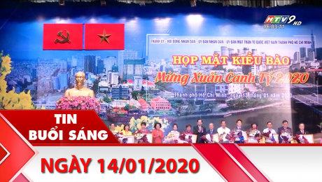 Bản Tin Buổi Sáng 14/01/2020