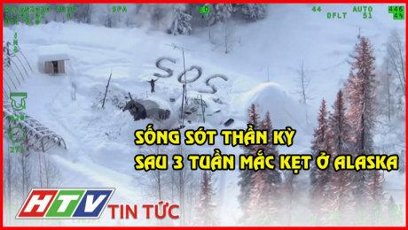 Xem Clip Sống Sót Thần Kì Sau 3 Tuần Mắc Kẹt Ở Alaska HD Online.