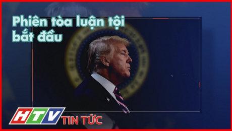 Tổng Thống Trump Gặp Bất Lợi Trước Phiên Luận Tội