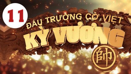 Xem Show HTVC GAMING Kỳ Vương Đấu Trường Cờ Việt Tập 11 HD Online.