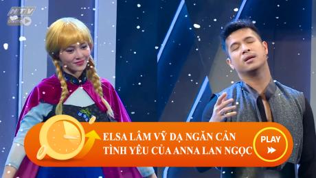 Xem Show CLIP HÀI Elsa Lâm Vỹ Dạ Ngăn Cản Tình Yêu Của Anna Lan Ngọc HD Online.