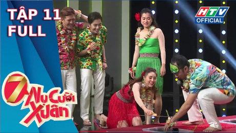 Xem Show TV SHOW 7 Nụ Cười Xuân Mùa 3 Tập 11 : Lan Ngọc dũng cảm, Tiến Luật chuẩn men HD Online.
