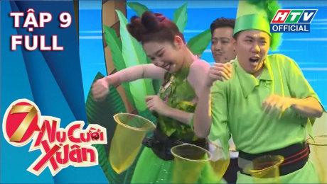 Xem Show TV SHOW 7 Nụ Cười Xuân Mùa 3 Tập 09 : Trường Giang tiết lộ Khả Như là mối tình đầu HD Online.