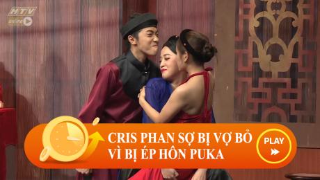 CrisPhan sợ bị vợ bỏ vì bị ép hôn Puka