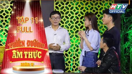 Xem Show TV SHOW Thiên Đường Ẩm Thực - Mùa 5 Tập 11 : Dàn diễn viên phim MẮT BIẾC quá hiền HD Online.