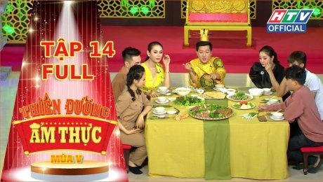 Xem Show TV SHOW Thiên Đường Ẩm Thực - Mùa 5 Tập 14 : Thúy Nga bị Trường Giang cà khịa chiều cao HD Online.