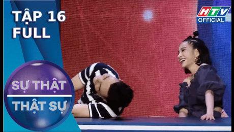 Xem Show TV SHOW Sự Thật Thật Sự Tập 16 : Khả Như dựng chuyện trước Dương Lâm đa nghi HD Online.