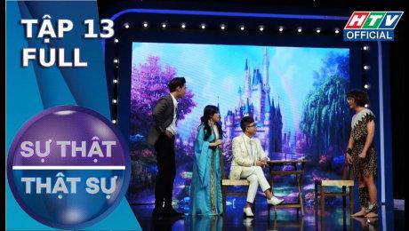 Xem Show TV SHOW Sự Thật Thật Sự Tập 13 : Khả Như xuống tóc, cắt bớt sự thông minh? HD Online.