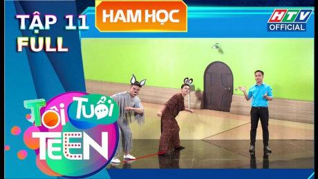 Xem Show TV SHOW Tôi Tuổi Teen Tập 11 : Bí quyết hạnh phúc của Anh Tú là vui chứ không cầu toàn HD Online.
