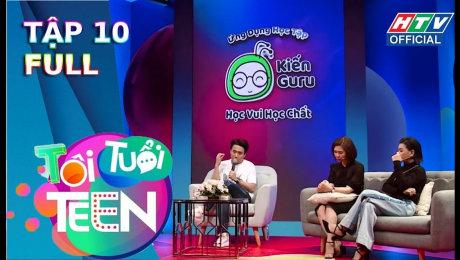 Xem Show TV SHOW Tôi Tuổi Teen Tập 10 : Vua đầu bếp nhí Thanh Hải bị bạn bè xa lánh HD Online.