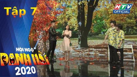 Xem Show TV SHOW Hội Ngộ Danh Hài 2020 Tập 07 : Chí Tài suýt mất điểm vì thả thính Midu HD Online.