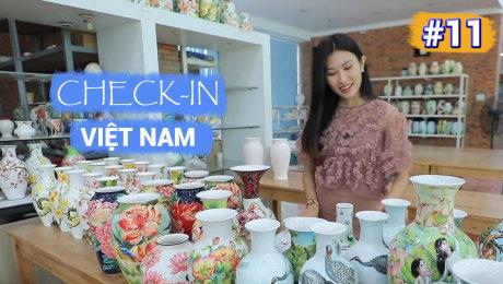 Xem Show TV SHOW Việt Nam - Điểm đến hôm nay Tập 11 :  Bình Dương - Góc nhìn du lịch HD Online.