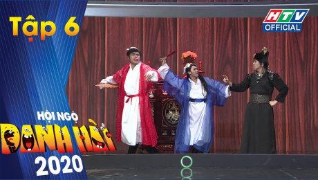 Xem Show TV SHOW Hội Ngộ Danh Hài 2020 Tập 06 : Anh Đức lần đầu thổ lộ sự ngưỡng mộ dành cho Lâm Vỹ Dạ HD Online.