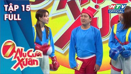 Xem Show TV SHOW 7 Nụ Cười Xuân Mùa 3 Tập 15 : BB Trần gia nhập ngôi làng xì trum HD Online.