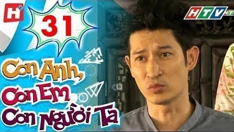 Xem Phim Tình Cảm - Gia Đình Con Anh Con Em Con Người Ta Tập 31 HD Online.