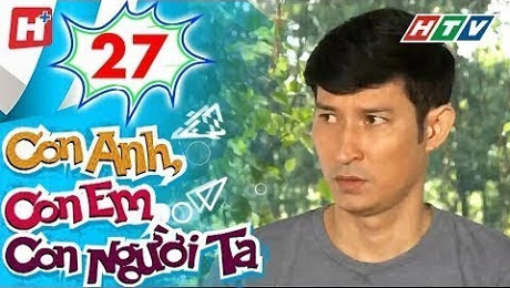 Xem Phim Tình Cảm - Gia Đình Con Anh Con Em Con Người Ta Tập 27 HD Online.
