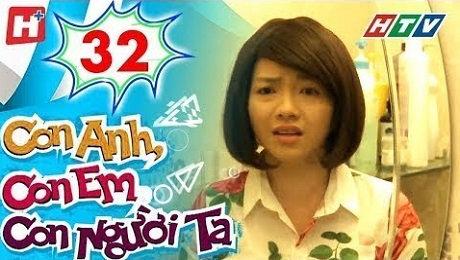 Xem Phim Tình Cảm - Gia Đình Con Anh Con Em Con Người Ta Tập 32 HD Online.