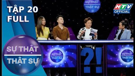 Xem Show TV SHOW Sự Thật Thật Sự Tập 20 : Khả Như và Lê Dương Bảo Lâm diễn siêu lầy lội HD Online.